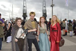 MCM Expo 2013  Game of Thrones by Lady-Avalon