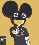 Palettemau5 by LowRend