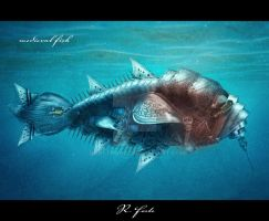 medieval fish by bobstrong