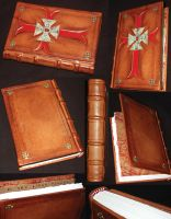 Knights Templar Travel Journal by BCcreativity