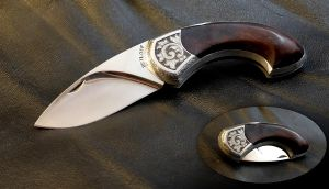 Detloff Derringer by DetloffKnives