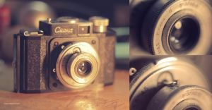 Vintage CMEHA Camera by hotamr
