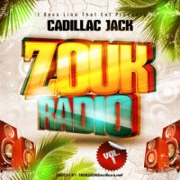 Zouk Radio CD Cover by AnotherBcreation