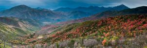 American Fork Maples Pano by mikewheels