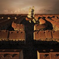 Old town by Alshain4