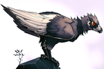the vulture by AtomicFishbowl