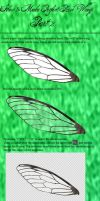 How to Make the Perfect Pixie Wings  - Part II by Aquila-Art