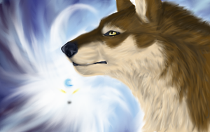 Wolf's Spirit by Forbidding