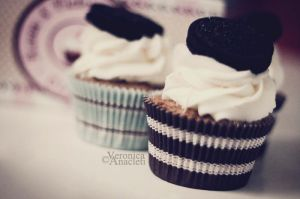 cupcakes. by vevuccina