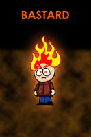 Flaming Stan Marsh by theaproject