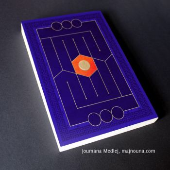 Book cover: The Prophet by Majnouna