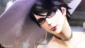 Sexy-Beautiful- She is Bayonetta by TheDemonLady