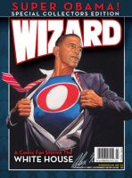 Wizard 210 Obama Cover by escar4