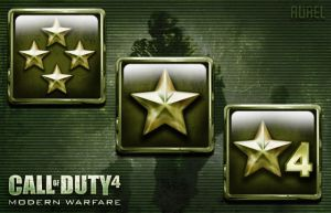 CoD 4 dock icons _2 by aurel71