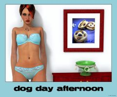 Dog Day Afternoon by akulla3D