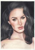 Megan Fox by BKLH362