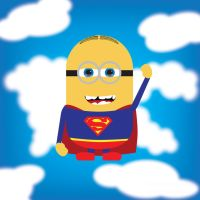 Superminion by Ironpotato