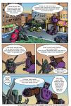 IDW Combaticons: Why Blast Off wasn't on Earth 1/2 by WolfWhiskers