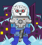 Mr Freeze by Kylesauer