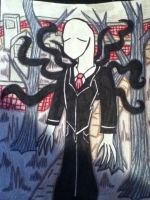 The Slender Man..... by 932-2063