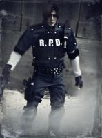 Leon S. Kennedy Figure by MaddieLea
