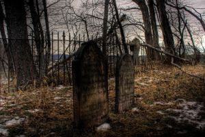 Old Cemetery by Keith-D
