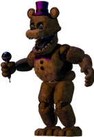 Fredbear full body by Some-Crappy-Edits