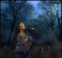 We are the Night   by LindArtz