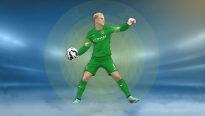 Joe Hart - Wallpaper by seloyxx