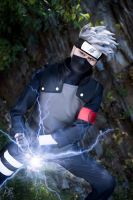 Hokage raikiri by Suki-Cosplay