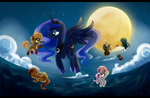 Children of the night by Exceru-Hensggott