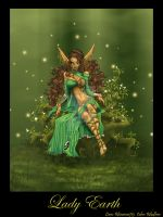 .:Lady Earth:. by Rhiannon713