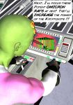 Brainiac's Trap for Supergirl 5 by CaptainZammo