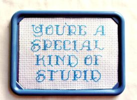 A Special Kind of Stupid by agorby00