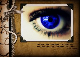 Ciel Phantomhive Eye by catcrissy