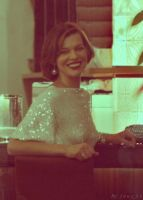 3. Milla Jovovich by  foux_86 by foux86
