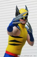 Classic Yellow Wolverine by joker99xdraven