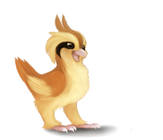 Lil' chick by Yufika
