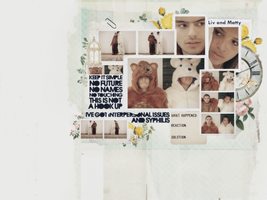 Skins - Matty and Liv by Spenne