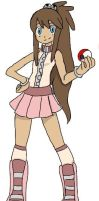 Fairy Type Gym Leader-Kassidy by Lady-of-Ratatosk