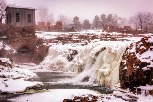 Sioux Falls by dkwynia