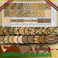 patterns basket by roula33