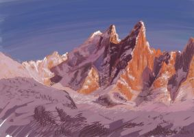 Montains by HDreadyGraphic