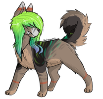 Canine Adopt Open by WalkingNaturalAdopts