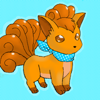 vulpix by Fluffy-pawed