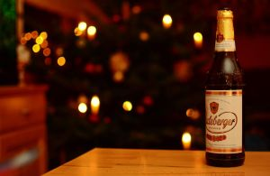 cheers! christmas beer by sys66