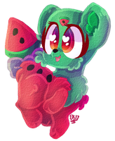 |GIFT| Melon by animorphsfan