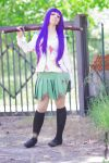 Saeko Busujima - HighSchool of the Dead Cosplay II by ArashiHeartgramm