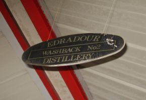 Edradour Distillery - 2 by PuzzledHeartBox