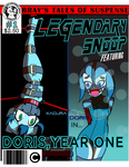 DORIS YEAR ONE by brayburnman